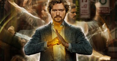 Danny Rand Iron Fist