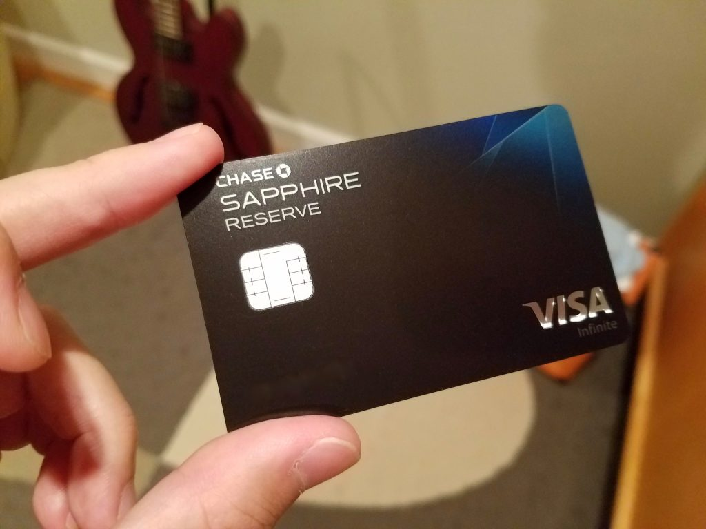 is the chase sapphire reserve worth keeping