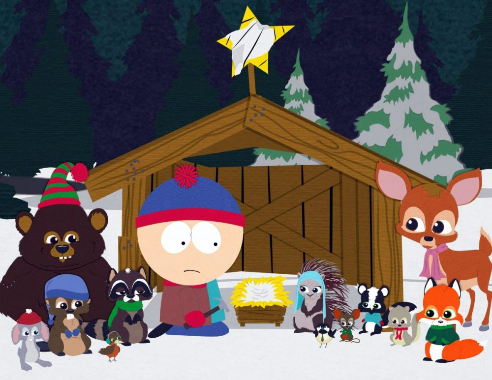 "South Park - ""Woodland Critter Christmas"" (Season 8, Episode 14)"